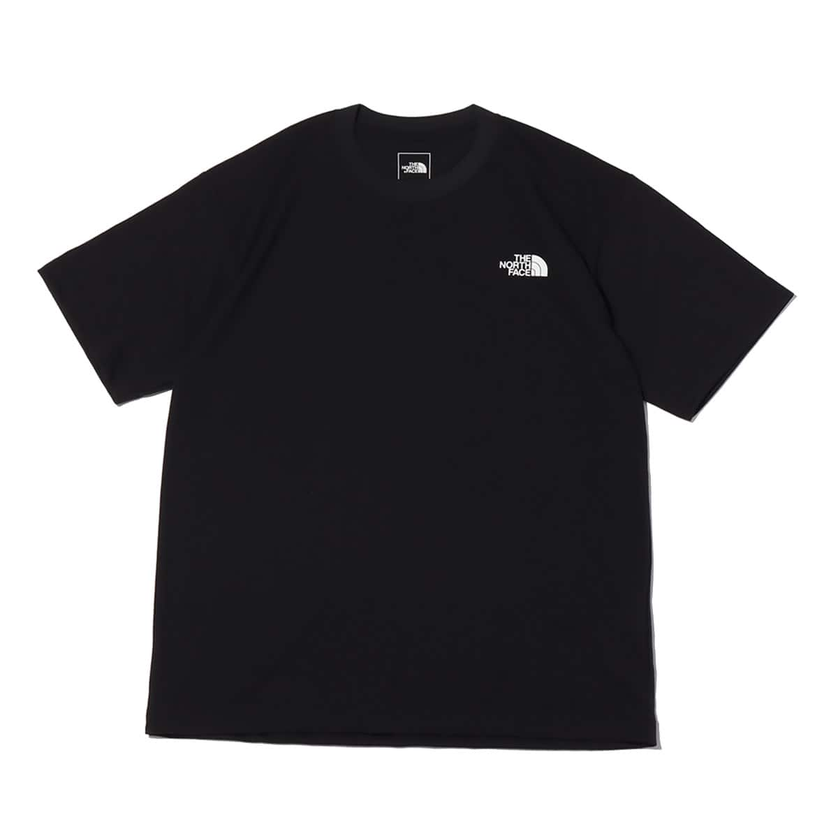 THE NORTH FACE S/S ELCAPITAN TEE BLACK 21SS-I_photo_large