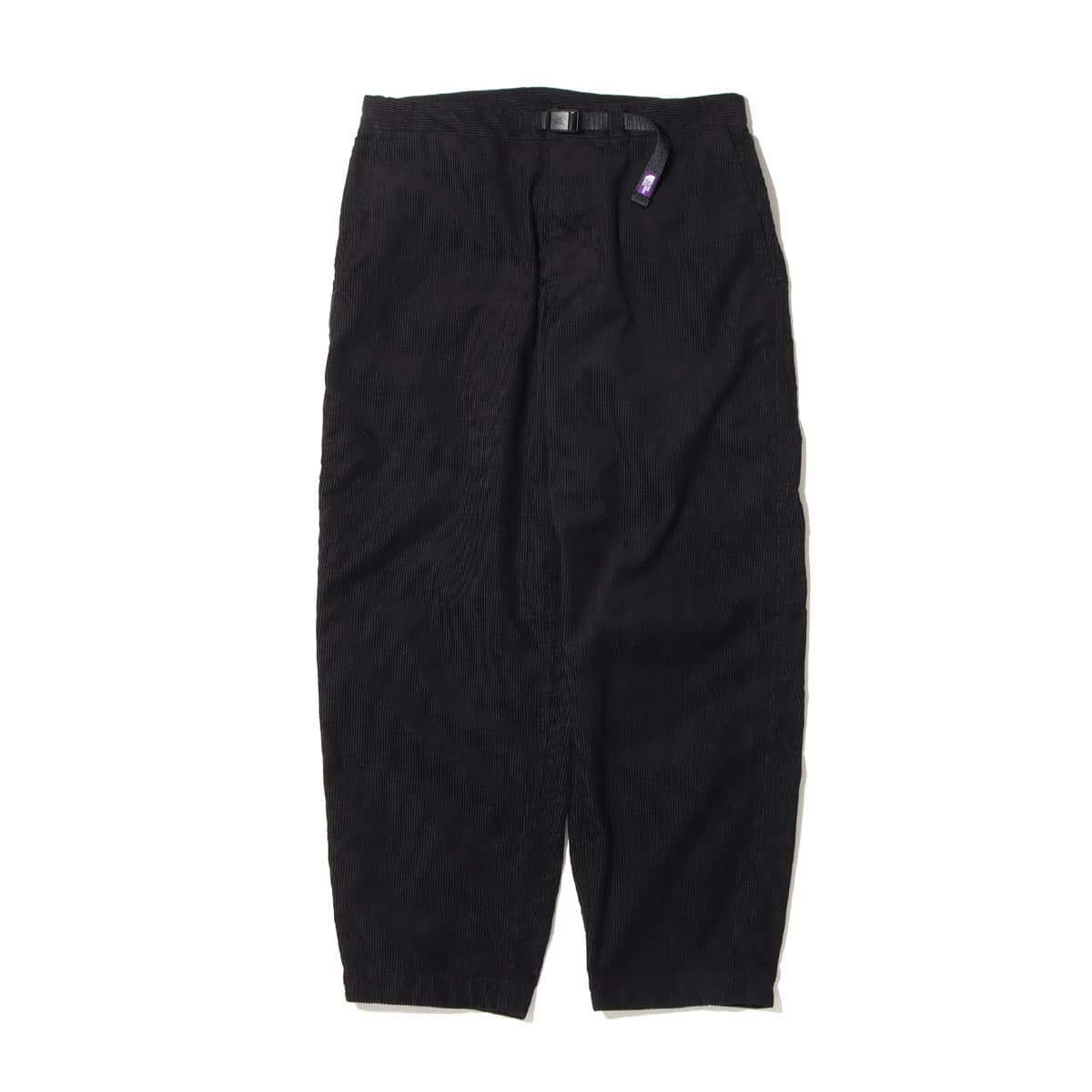 THE NORTH FACE PURPLE LABEL Corduroy Wide Tapered Pants Black 21FW-I_photo_large