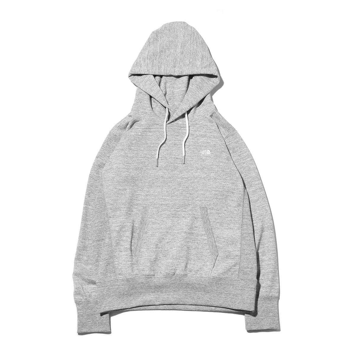 THE NORTH FACE HEATHER HOODIE ミックスグレー 19SS-I_photo_large
