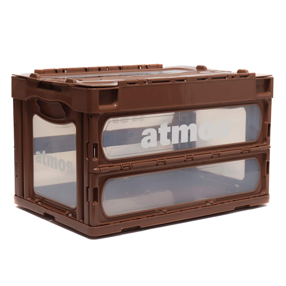 atmos CONTAINER 50L BROWN 21SP-I_photo_large