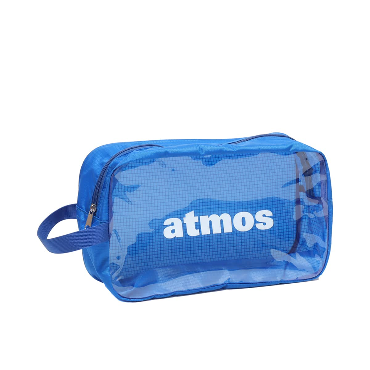 atmos CLEAR SHOES CASE BLUE 21SP-I_photo_large