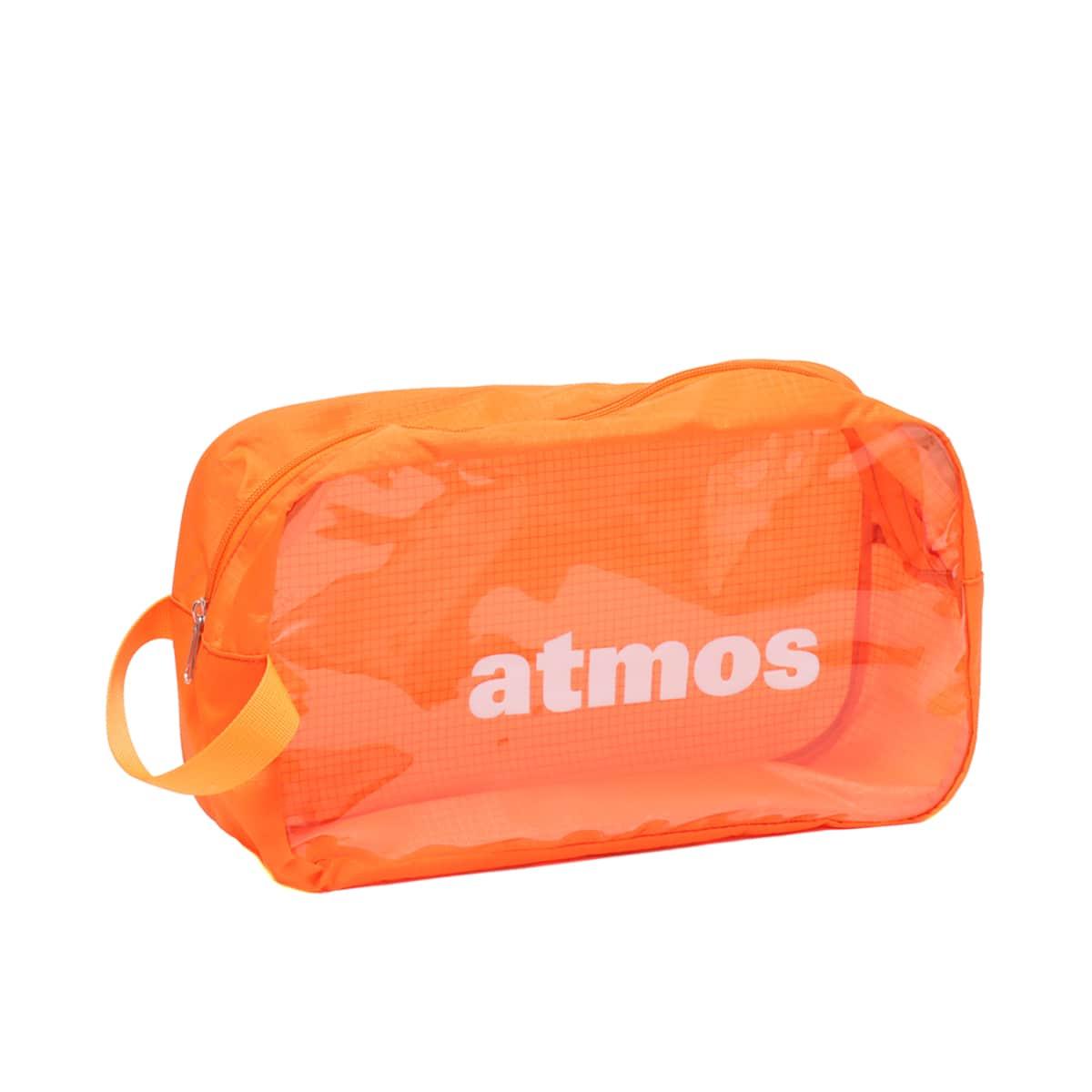 atmos CLEAR SHOES CASE ORANGE 21SP-I_photo_large