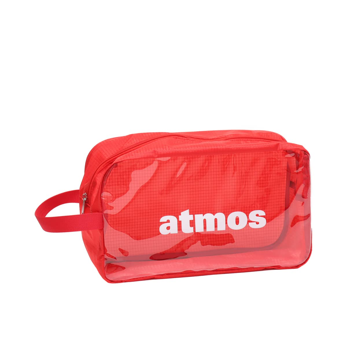 atmos CLEAR SHOES CASE RED 21SP-I_photo_large