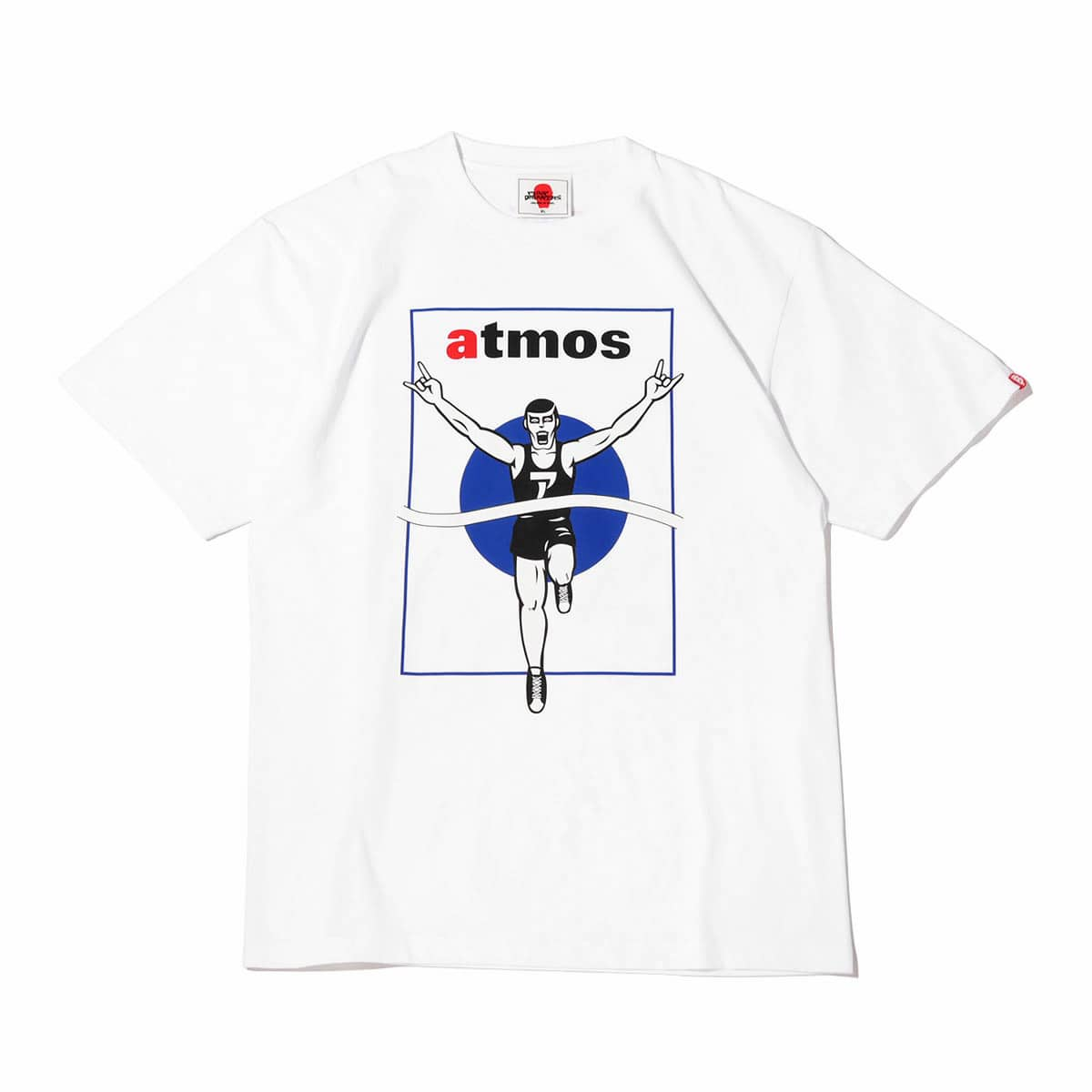 PUNK DRUNKERS × atmos 1等賞TEE WHITE 21FA-I_photo_large