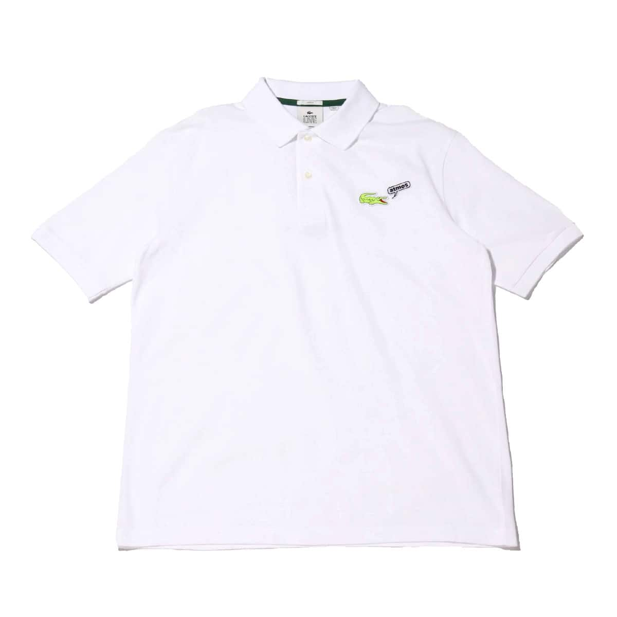 LACOSTE × atmos Polos WHITE 20SU-S_photo_large