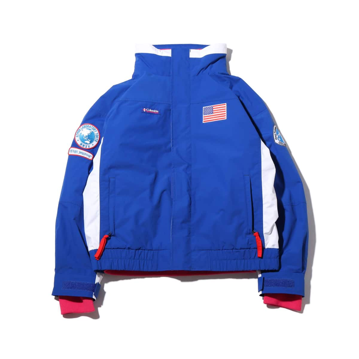 Columbia x atmos lab Bugaboo™1986TextInterchangeJacket Azul 19FA-S_photo_large