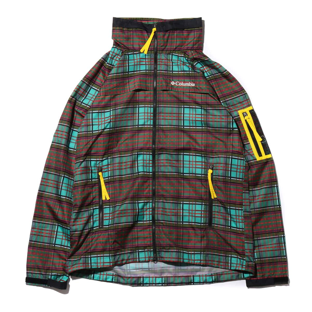 Columbia x ATMOS LAB SAWTOOTH TXT JACKET CYBER GREEN 19SS-S_photo_large
