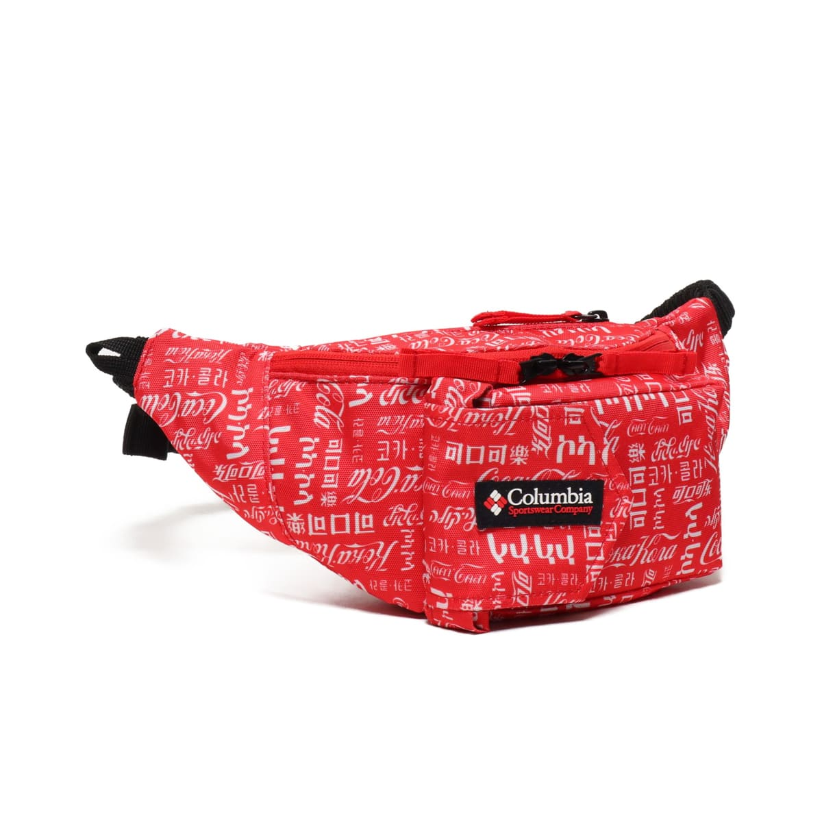 COCA-COLA x Columbia x ATMOS LAB TXT POPO PACK INTENSE RED 20SP-S_photo_large
