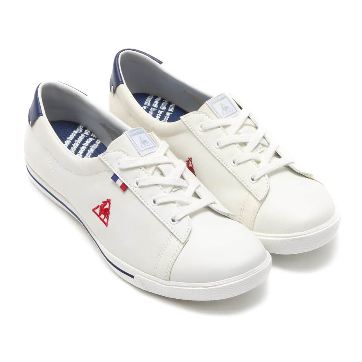 le coq sportif TELUNA WALK WHIT 19SS_photo_large