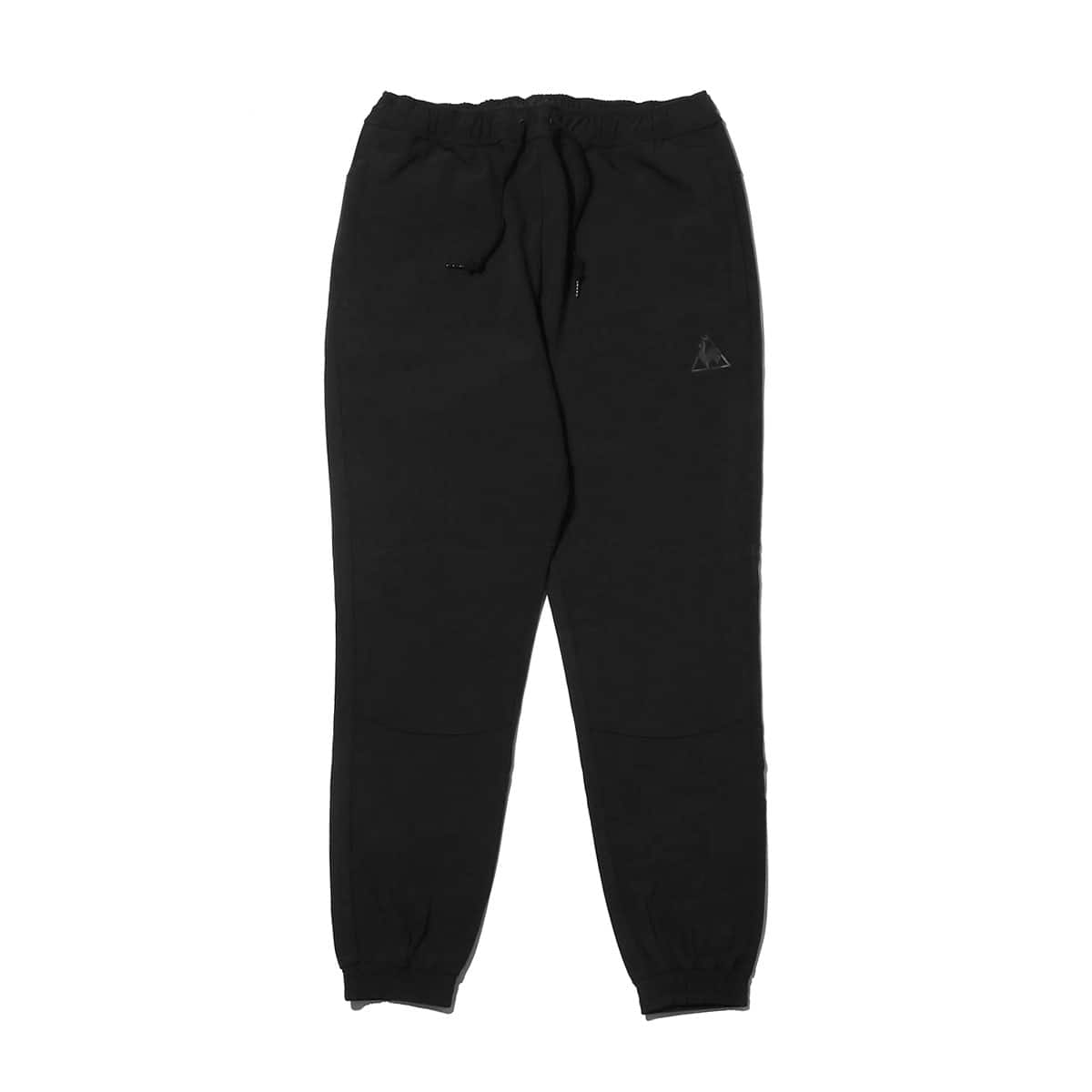 le coq sportif TAPERED PANTS  BLK_photo_large