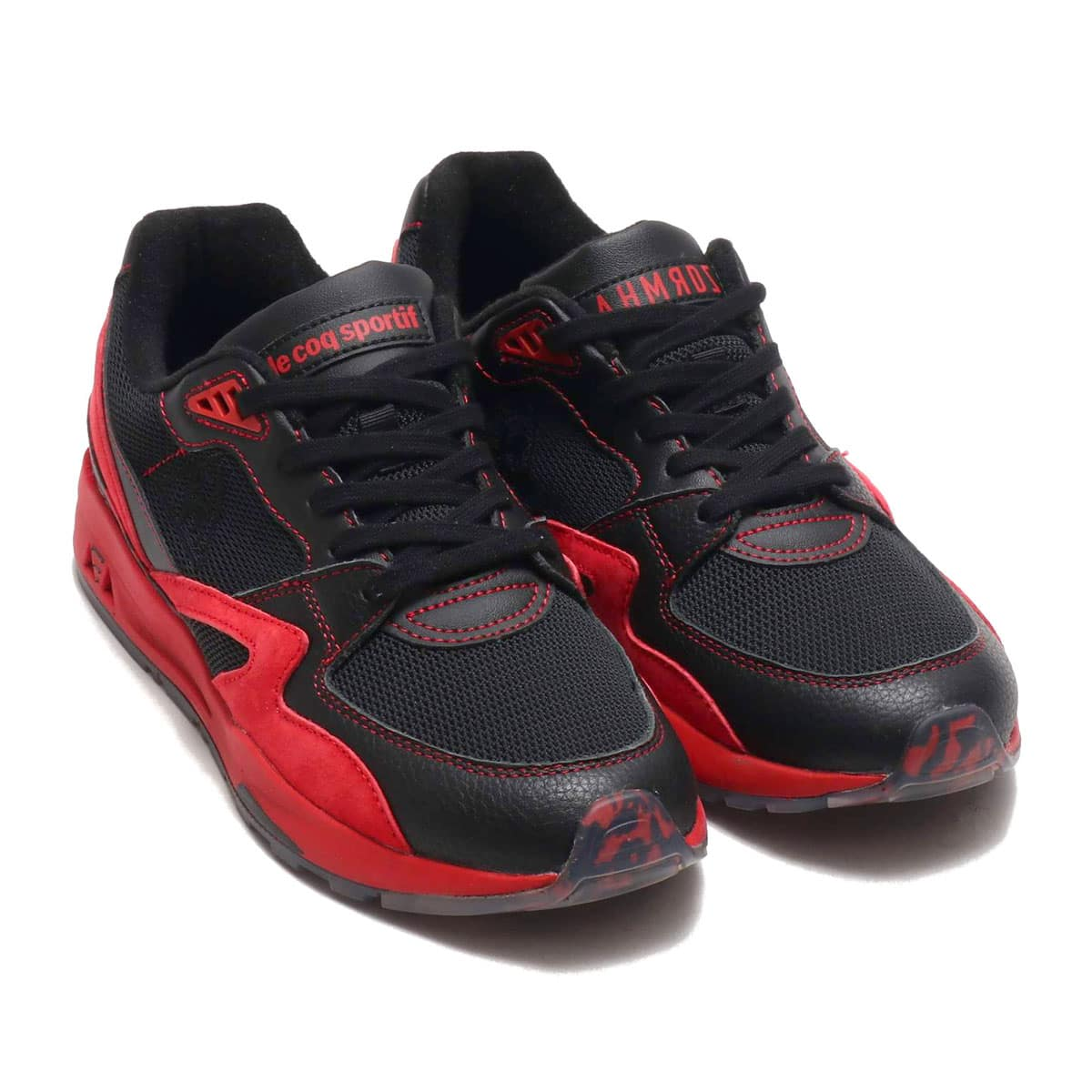 le coq sportif LCS-R800AM RED 19SS-S_photo_large