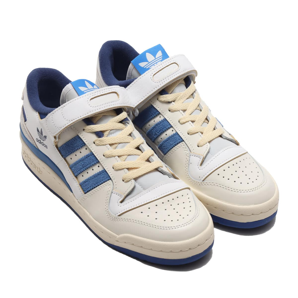 adidas FORUM 84 LOW BLUE THREAD FOOTWEAR WHITE/TEAM ROYAL BLUE/CREAM WHITE 21SS-S_photo_large