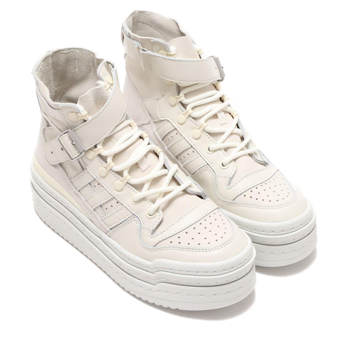 adidas TRIPLE PLATFORUM HI OFF WHITE/OFF WHITE/CREAM WHITE 21SS-S_photo_large