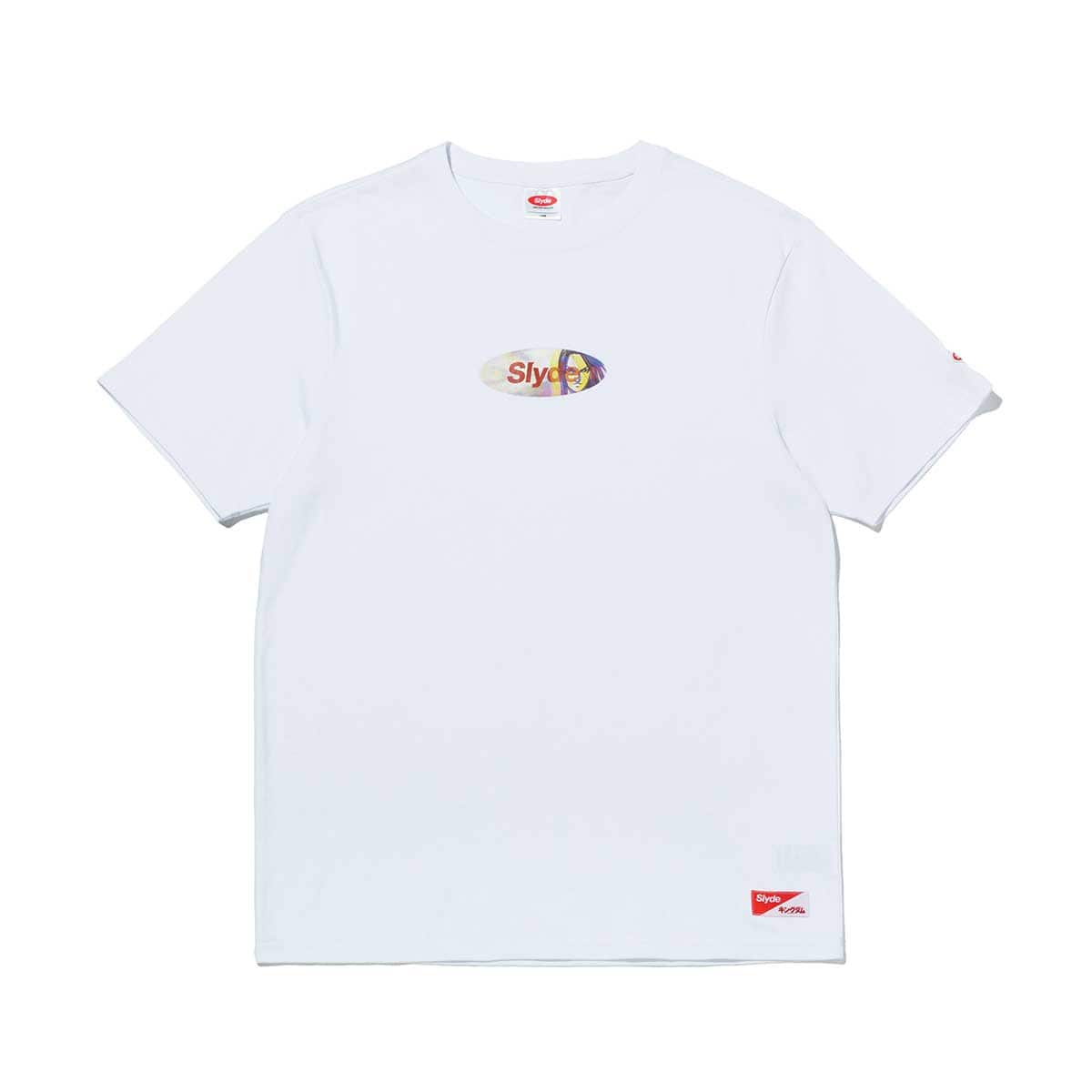 Slyde / KINGDOM EISEI EFFECT TEE WHITE 20SU-S_photo_large
