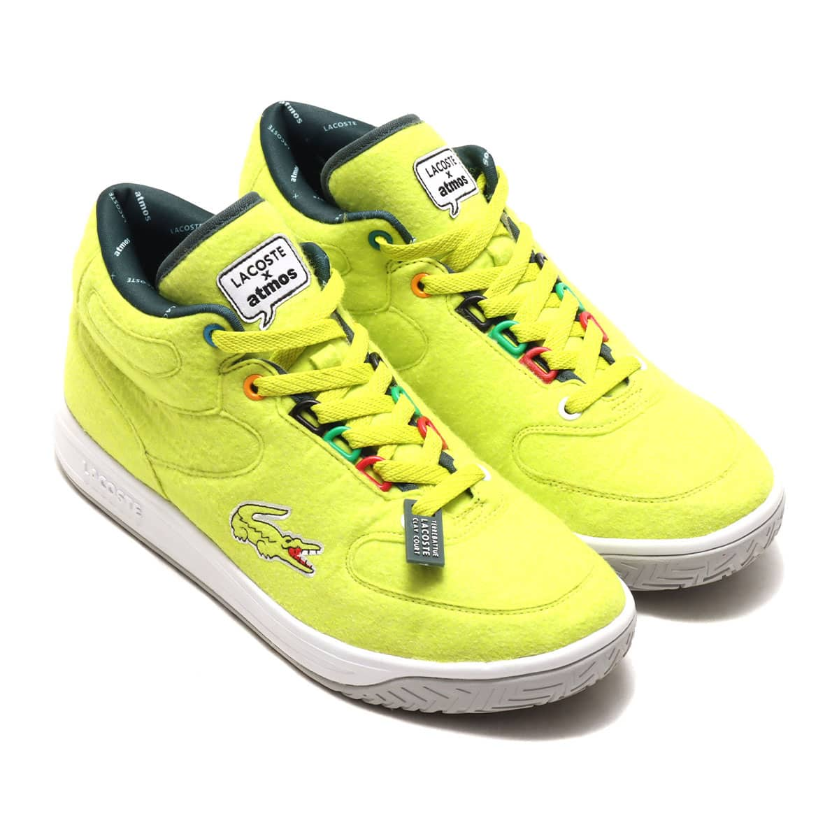 LACOSTE × atmos BALSA ATM 0120 1 YLW/GRN 20SU-S_photo_large