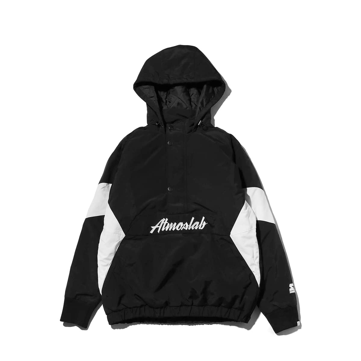 STARTER BLACK LABEL x ATMOS LAB HOCKEY ANORAK JACKET  black_photo_large