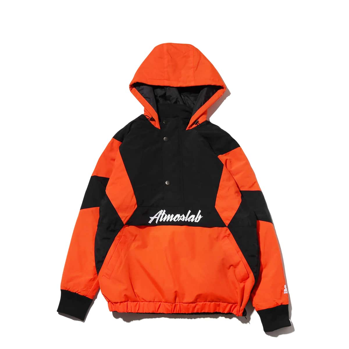 STARTER BLACK LABEL x ATMOS LAB HOCKEY ANORAK JACKET  orange_photo_large
