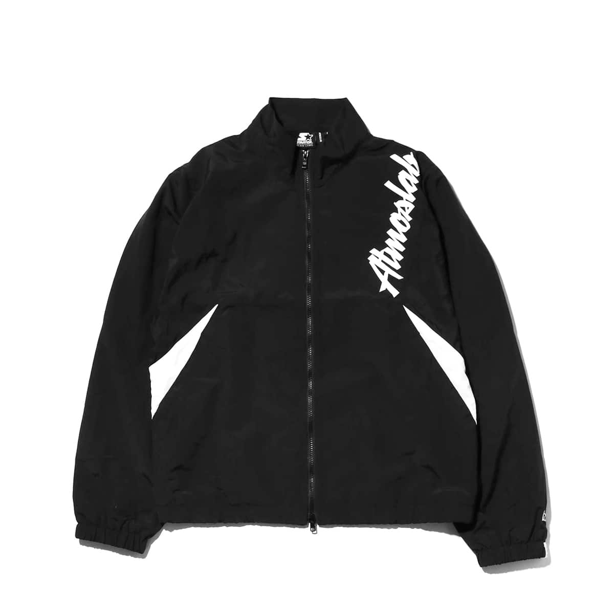 STARTER BLACK LABEL x ATMOS LAB TRACK JACKET  black_photo_large