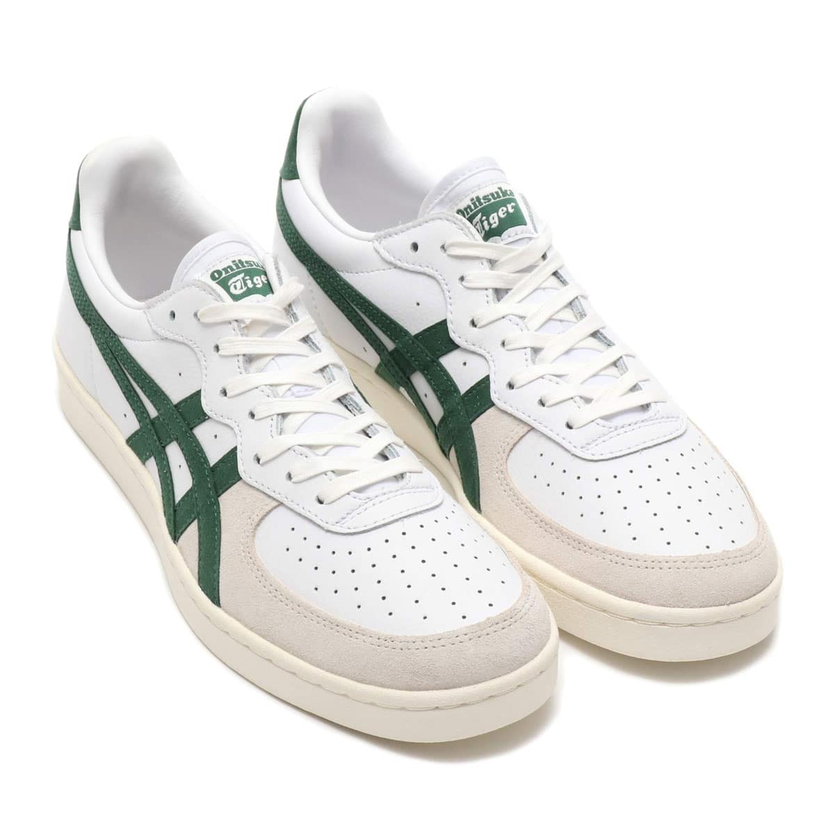 Onitsuka Tiger GSM WHITE/HUNTER GREEN 18AW-I_photo_large