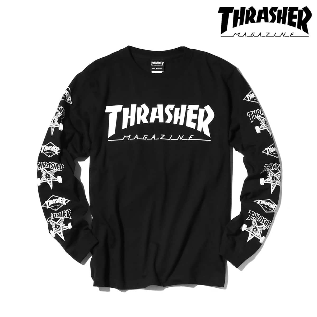 THRASHER MAG Multi-C L/S TEE_photo_large