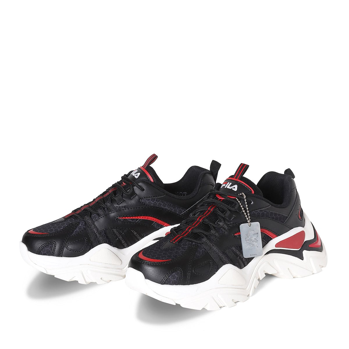 FILA x EVANGELION INTERATION BLACK/RED 21SS-I_photo_large