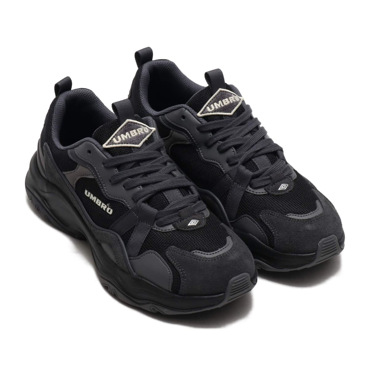 UMBRO BUMPY NEWBORN BLACK 20SS-S_photo_large