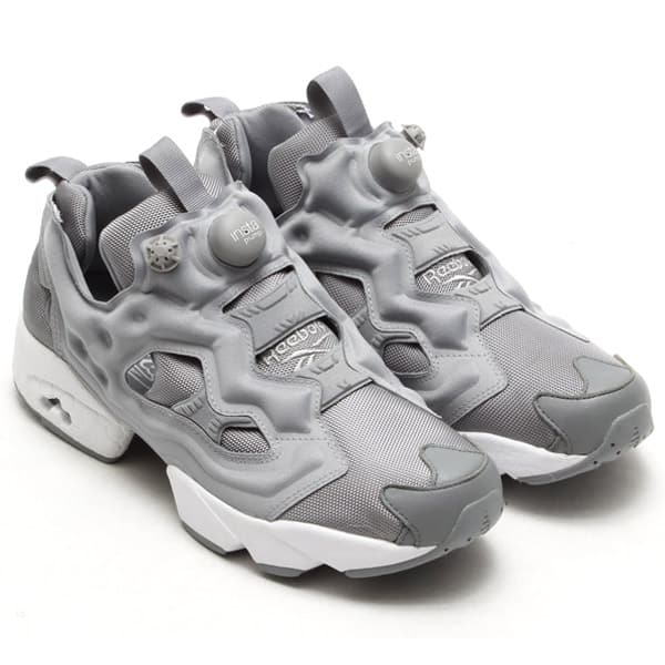 Reebok INSTA PUMP FURY OG FLAT GRAY/WHITE_photo_large