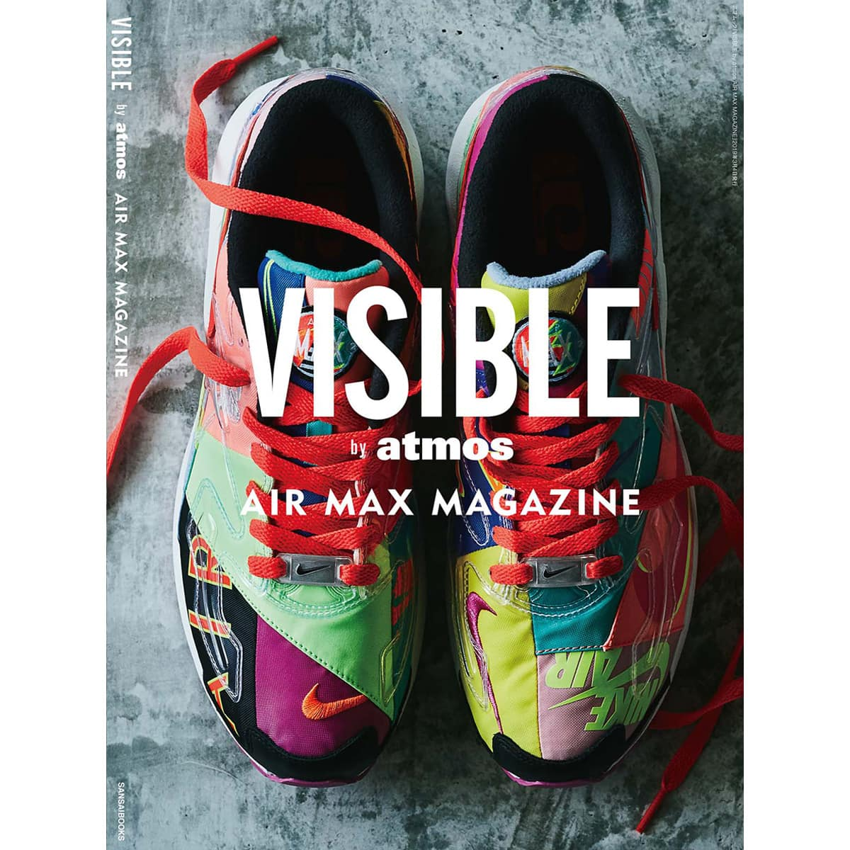 VISIBLE by atmos AIR MAX MAGAZINE_photo_large