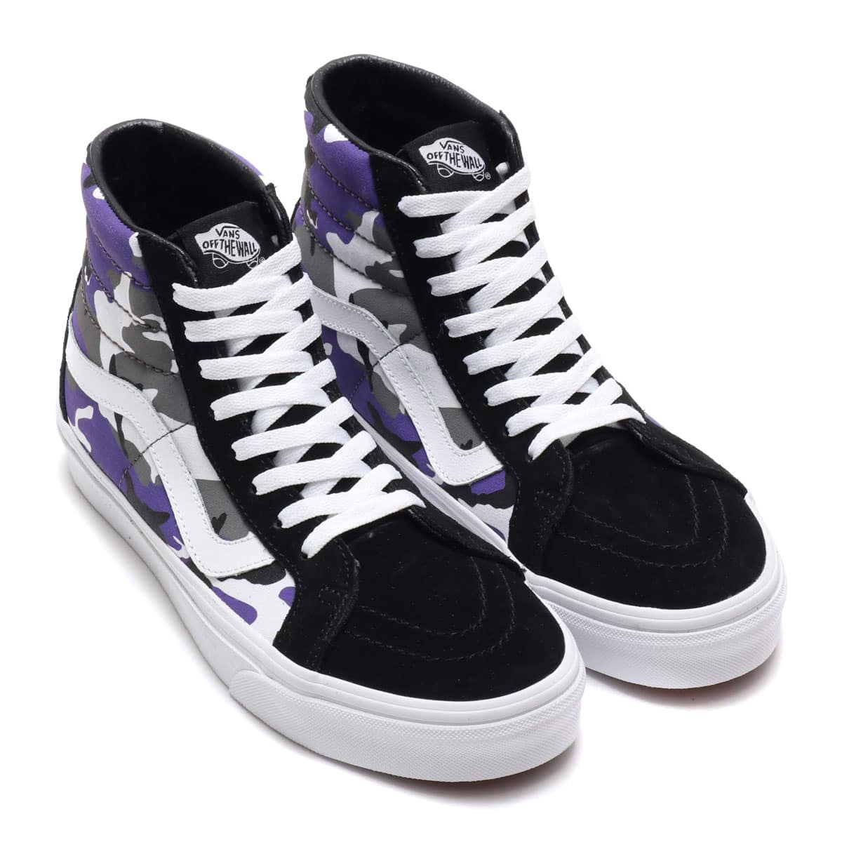 VANS SK8-HI REISSUE BLACK/HELIOTROPE/TRUE WHITE 18FA-I_photo_large