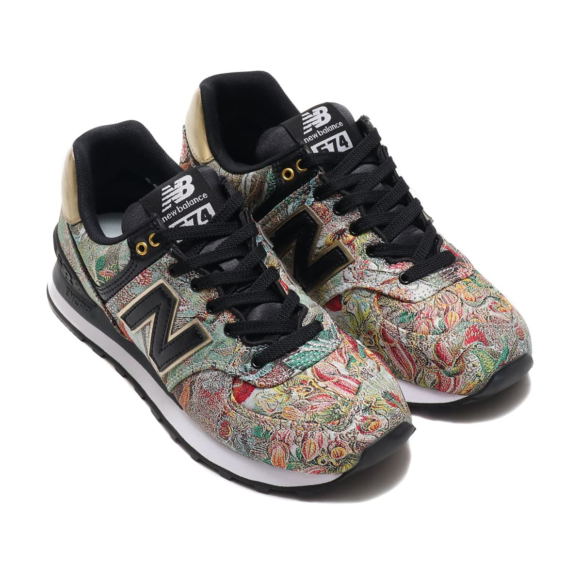 New Balance WL574SNA BLACK/MULTI 19SS-I_photo_large