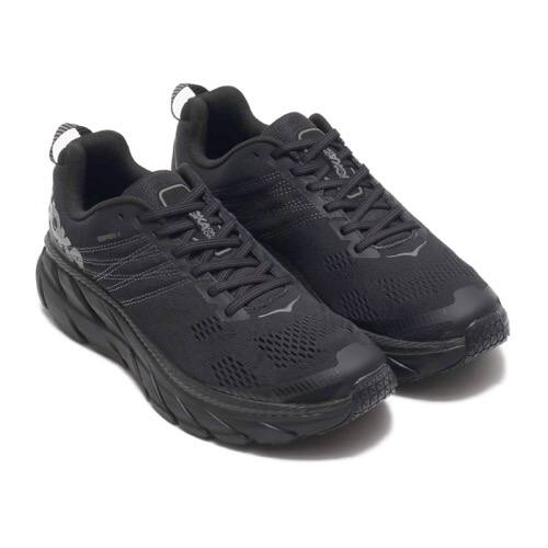"""HOKA ONEONE CLIFTON 6 BLACK 19FA-I"""