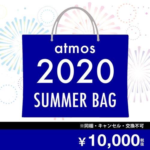 atmos 2020 SUMMER BAG (MENS) 20SU-I