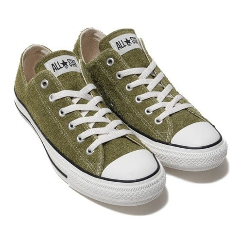 """""""CONVERSE SUEDE ALL STAR WORNOUT OX MOSS 19SS-I"""""""
