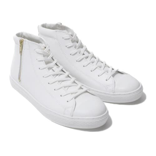 """CONVERSE ALL STAR COUPE LEATHER Z MID WHITE 19FW-S"""