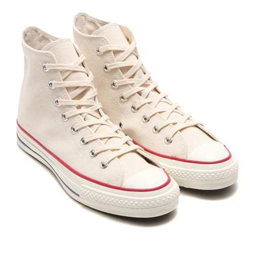 """CONVERSE CANVAS ALL STAR J HI WHITE"""