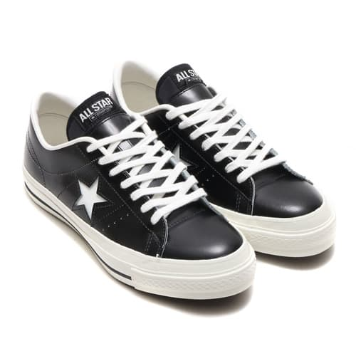 """CONVERSE ONE STAR J BLACK/WHITE"""