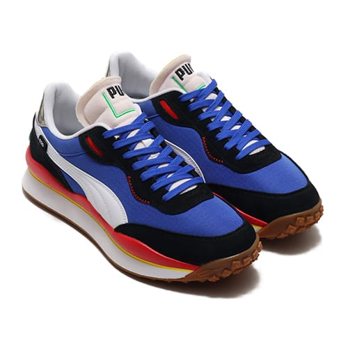 """""""""""PUMA STYLE RIDER PLAY ON DAZZLING BLUE 20SP-S"""""""""""