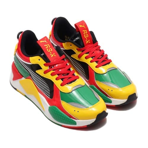 PUMA RS-X ATMOS AMAZON GREEN- 20SP-S