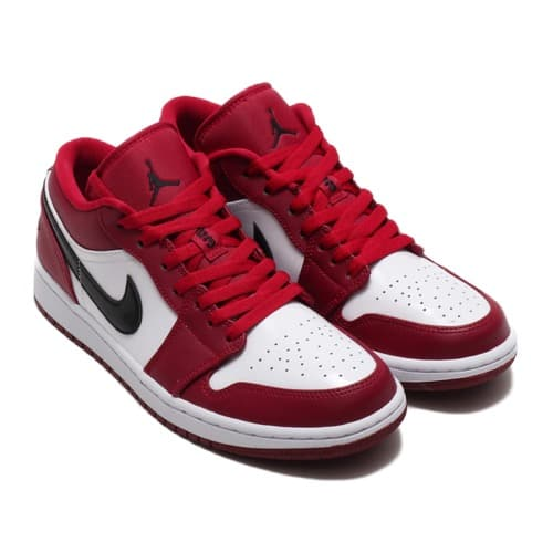 """""NIKE AIR JORDAN 1 LOW NOBLE RED/BLACK-WHITE 20SP-S"""""