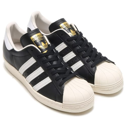 """adidas Originals SUPERSTAR 80s BLACK/WHITE 19SS-I"""