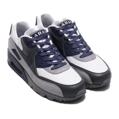 NIKE AIR MAX 90 NRG WHITE/NEUTRAL INDIGO-SMOKE GREY 19HO-S