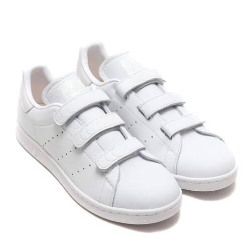 75c8fad607a0a 1. adidas Originals STAN SMITH CF Running White Running ...
