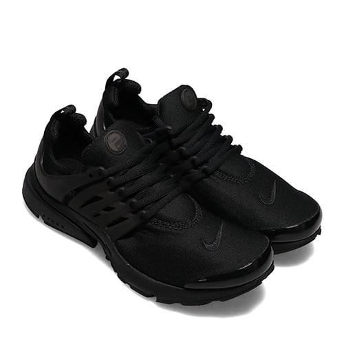NIKE AIR PRESTO BLACK/BLACK-BLACK 21SU-I