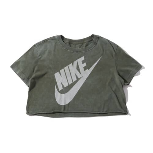 """""NIKE AS W NSW TEE WASH FUTURA CROP MEDIUM OLIVE 20SU-I"""""