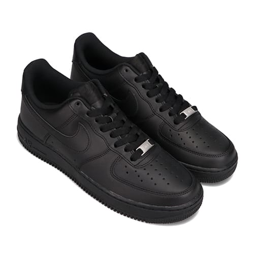 NIKE AIR FORCE 1 '07 BLACK/BLACK 21SP-I
