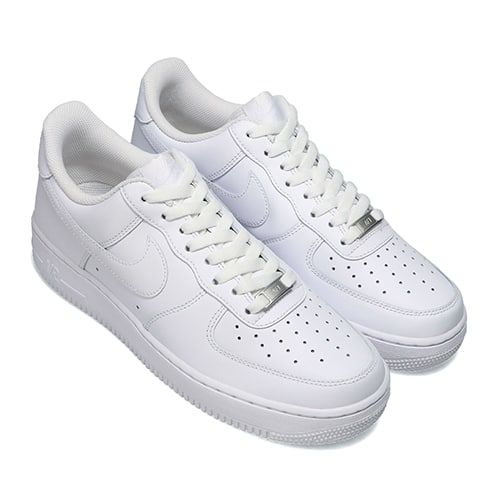 NIKE AIR FORCE 1 '07 WHITE/WHITE 21SP-I