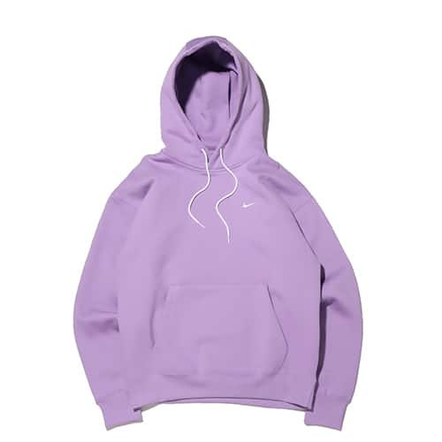 NIKE AS M NRG SOLOSWSH HOODIE FLC URBAN LILAC/WHITE 21SP-S
