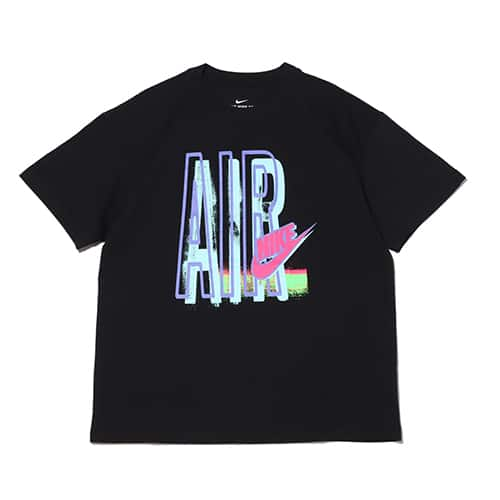 NIKE AS M NSW TEE DNA AIR LOOSE FIT BLACK 21SU-I