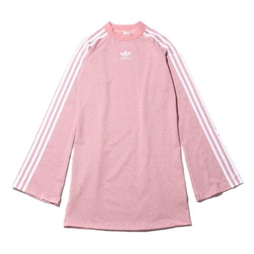 """adidas GLITTER DRESS PINK SPIRIT 19FW-I"""