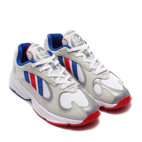 """""""adidas Originals YUNG-1 ATMOS FTWR WHITE/COLLEGIATE ROYAL/SCARLET 19SS-I"""""""